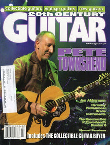 20th Century Guitar - September 2004 (Magazine Back Issue)