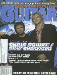 20th Century Guitar - December 2003 (Magazine Back Issue)