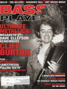 Bass Player Magazine Back Issue - February 2005