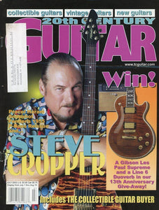 20th Century Guitar - July 2003 (Magazine Back Issue)