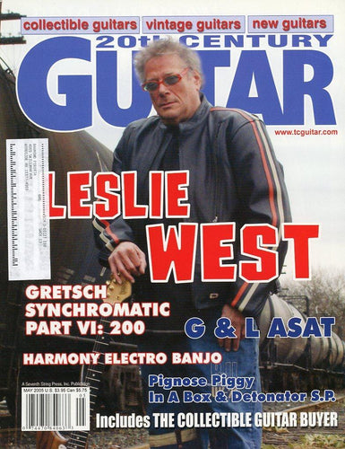 20th Century Guitar - May 2005 (Magazine Back Issue)