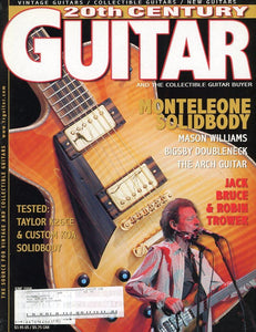 20th Century Guitar - June 2008 (Magazine Back Issue)
