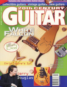 20th Century Guitar - January 2006 (Magazine Back Issue)