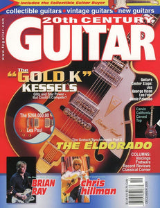 20th Century Guitar - December 2005 (Magazine Back Issue)