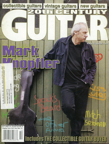 20th Century Guitar - October 2002 (Magazine Back Issue)