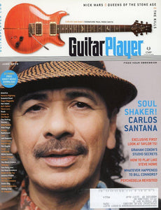 Guitar Player Magazine Back Issue - June 2005