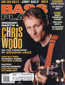 Bass Player Magazine Back Issue - June 2002