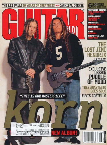 Guitar World - June 2002 (Magazine Back Issue)