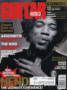 Guitar World - September 2002 (Magazine Back Issue)
