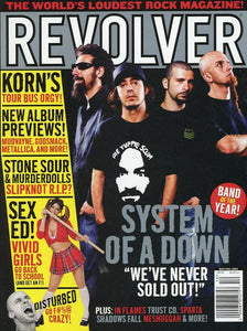 Revolver Magazine Back Issue - November/December 2002