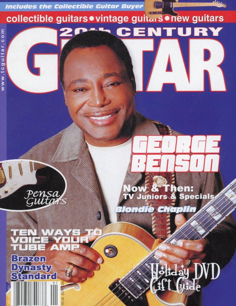 20th Century Guitar - January 2007 (Magazine Back Issue)