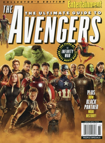 The Ultimate Guide To Avengers Magazine Back Issue - Avengers Memorabilia - Avengers Fan Gift