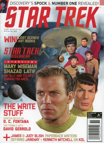 Star Trek #69  Magazine Back Issue - Star Trek Collectable - Star Trek Fan Gift