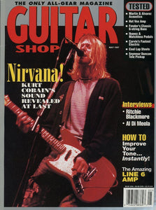 Guitar Shop Magazine Back Issue - May 1997