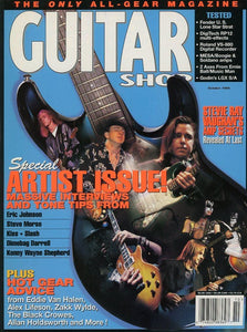 Guitar Shop Magazine Back Issue - October 1996