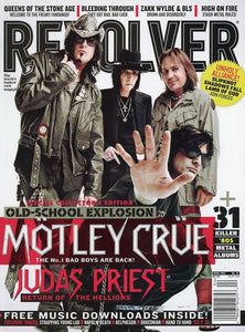 Revolver Magazine Back Issue - April 2005