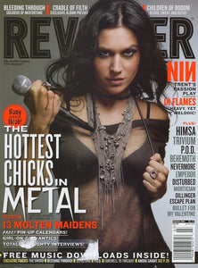 Copy of Revolver Magazine Back Issue - March 2006