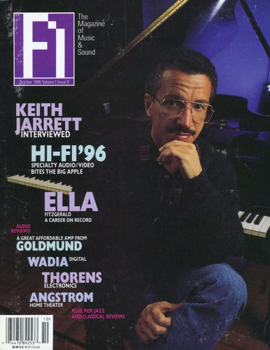 FI: The Magazine Of Music - Volume 1 Issue #8 Magazine Back Issue