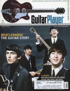 Guitar Player Magazine Back Issue - August 2004
