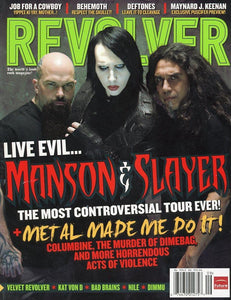 Revolver Magazine Back Issue - September 2007