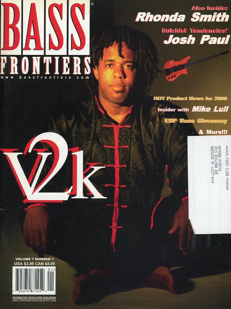 Bass Frontiers - Volume 7 #1 Magazine Back Issue