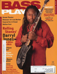 Bass Player Magazine Back Issue - August 2005