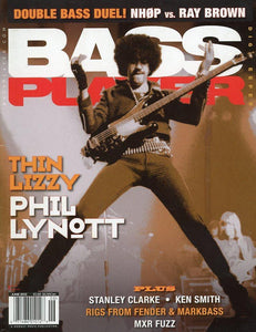 Bass Player Magazine Back Issue - June 2012