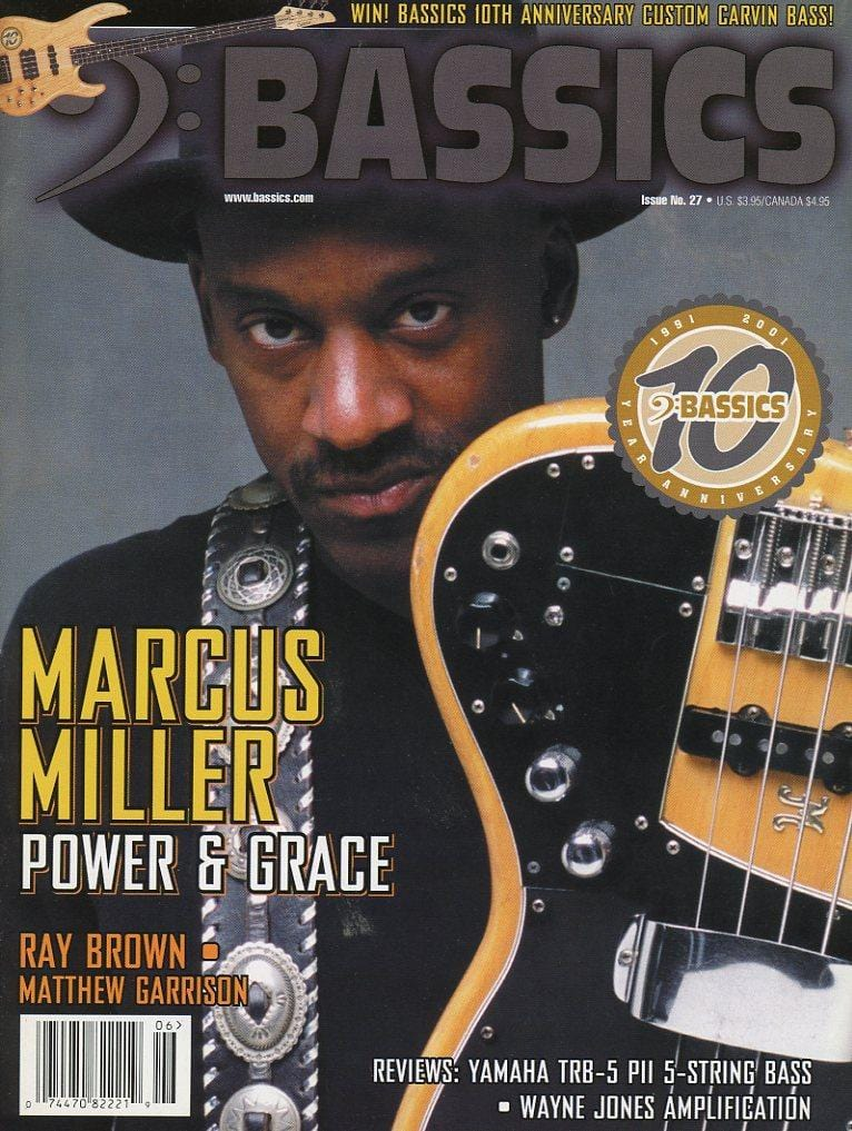 Bassics Magazine Back Issue #27