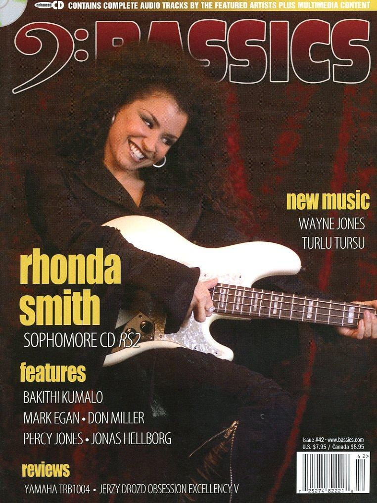 Bassics Magazine Back Issue #42