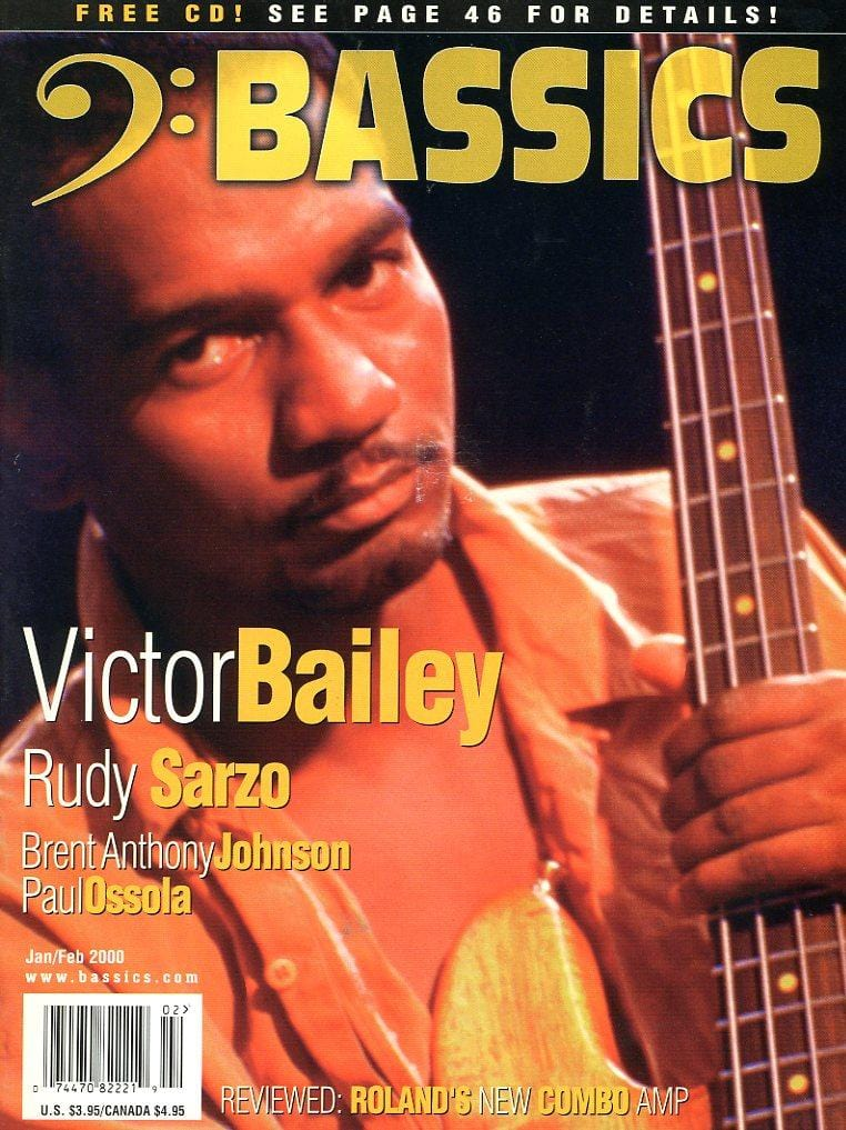 Bassics Magazine Back Issue - January/February 2000