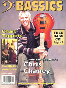 Bassics Magazine Back Issue - January/February 1999