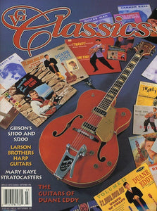 Vintage Guitar Classics - September 1996 Magazine Back Issue