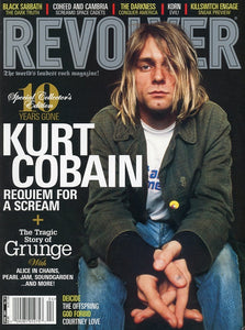 Revolver Magazine Back Issue - April 2004