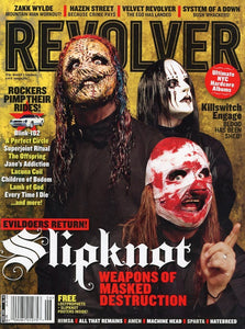 Revolver Magazine Back Issue - June 2004