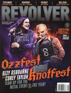 Revolver Magazine Back Issue - August/September 2016