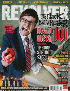 Revolver Magazine Back Issue - October 2009
