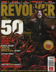 Revolver Magazine Back Issue - November 2006
