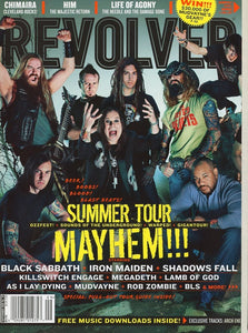 Revolver Magazine Back Issue - September 2005