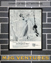 Maidenform Bra Advertisement - Vintage Fashion Print Ad - Gift For Her - Walk In Closet Decor
