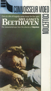 Beethoven VHS (USED) - Abel Gance Memorabilia - Connoisseur Video Collection