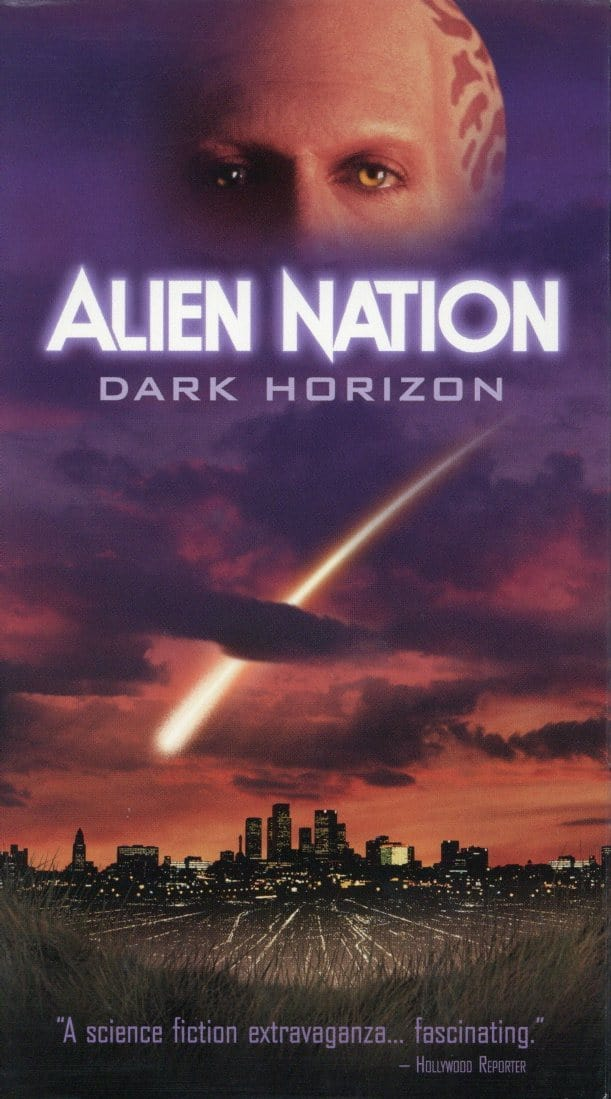 Alien Nation VHS (USED) - Dark Horizon - SCI Fi - Science Fiction