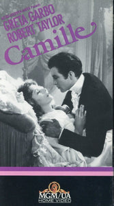 Camille VHS (USED) - MGM/UA Home Video - Greta Garbo - Robert Taylor