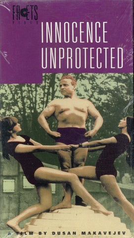 Innocence Unprotected VHS (Brand New) - Dusan Makavejev Film - Facets Video