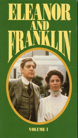 Eleanor And Franklin Volume 1 VHS (USED) - Vintage Movie For Sale