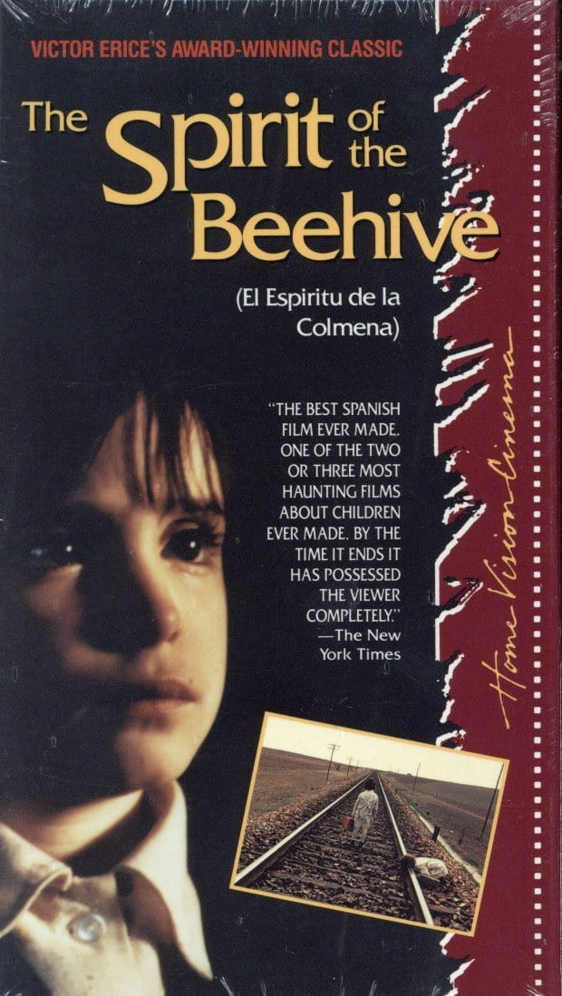 The Spirit Of The Beehive VHS (Brand New) - Home Vision Cinema - Victor Erice Memorabilia