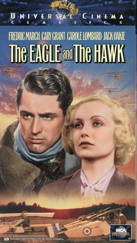 The Eagle And The Hawk VHS (USED) - Universal Cinema Classics