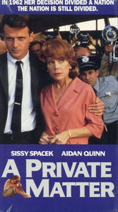 A Private Matter VHS (Brand New) - Sissy Spacek - Aidan Quinn