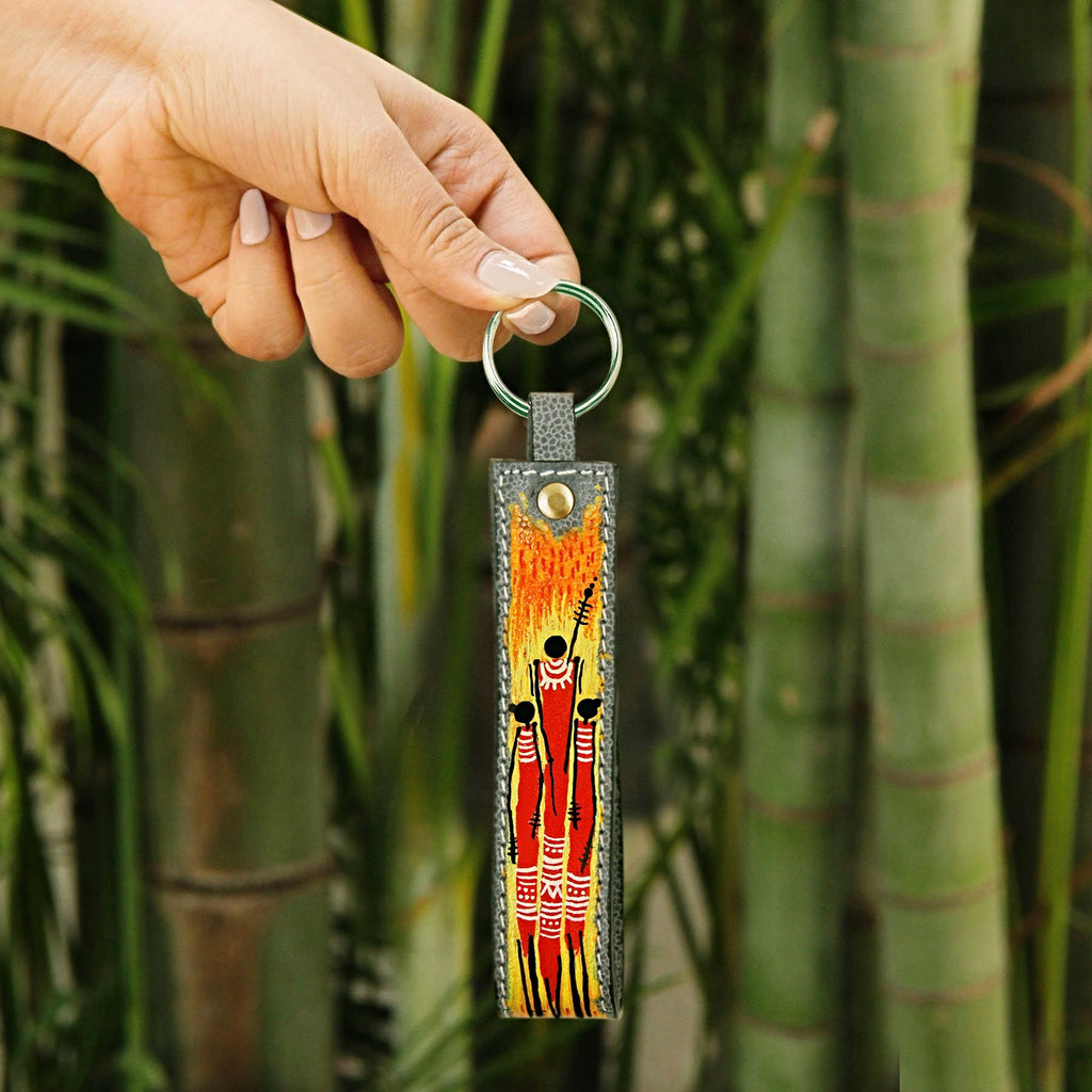 African Dolls Key Chain - Pulpypapaya New