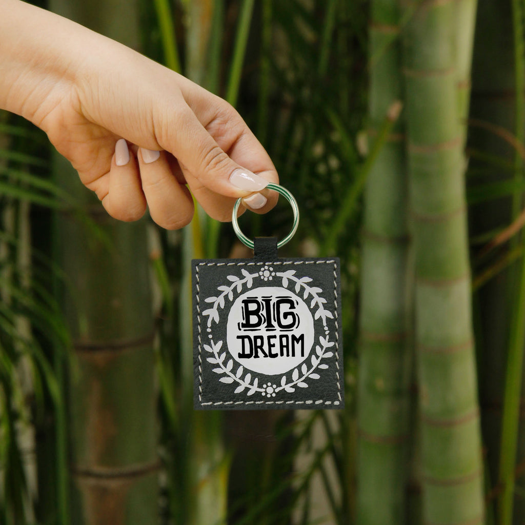 Big Dream Key Chain