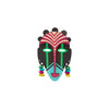 Bushmen Bride Fridge Magnet